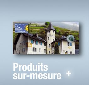 Les produits sur mesure